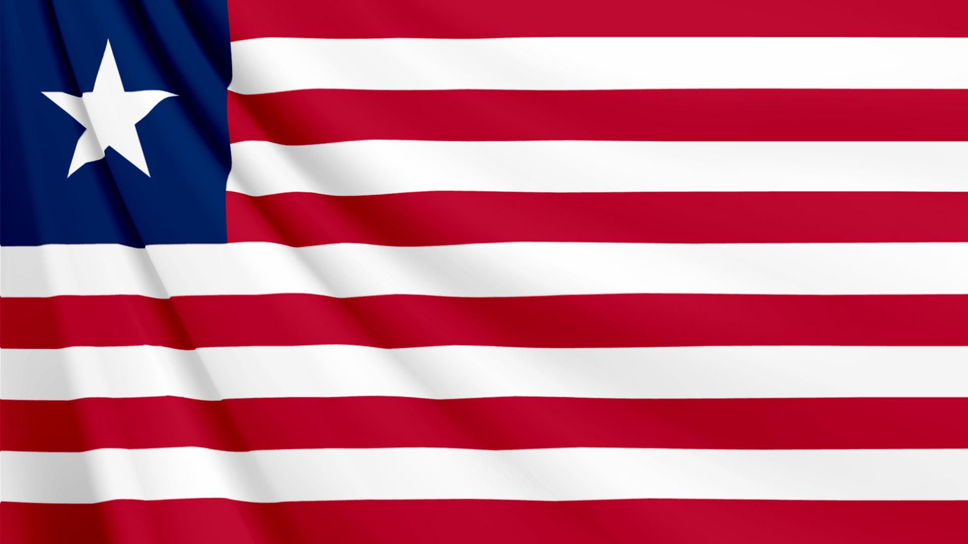 リベリアの国旗 壁紙 画像 エムズライファー