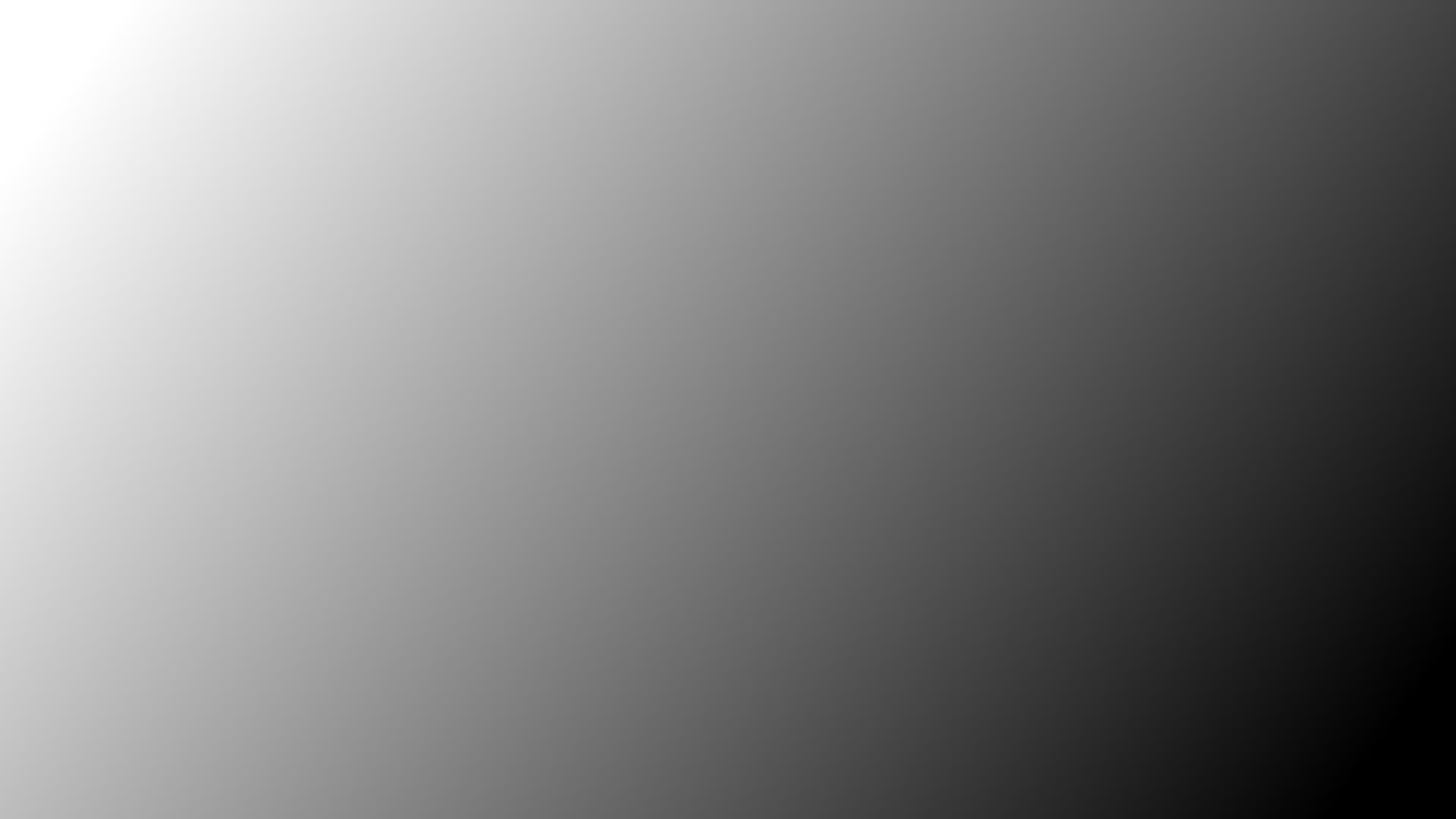 白色と黒色のグラデーション 壁紙 画像 エムズライファー