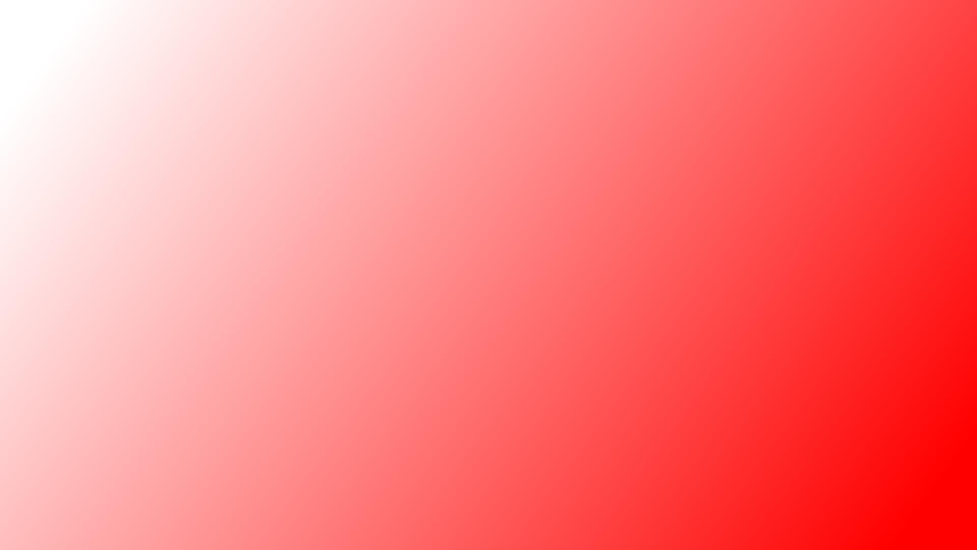 白色と赤色のグラデーション 壁紙 画像 エムズライファー